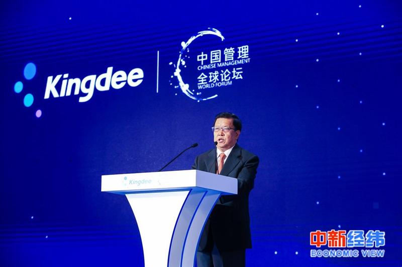 龙永图:只要中国坚持开放 贸易保护主义一定会丧失信用