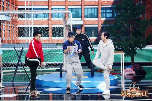 《跨界喜剧王》第四季倪萍杨树林爆笑上演戏中戏