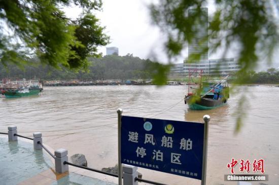 """""""帕卡""""影响减弱 广珠城际列车恢复运行"""