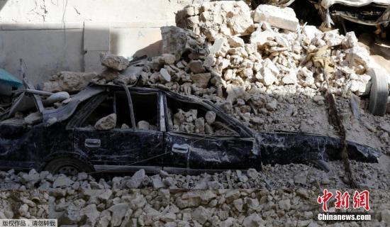 伊拉克摩苏尔发现集体坟墓 埋500名被IS杀害俘虏