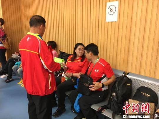 """奥运冠军陈颖止步资格赛 作为国家队教练冀""""发现新秀"""""""
