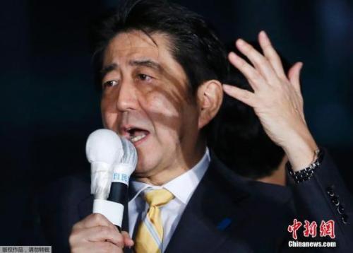 日本自民党地方选战扳回一局 安倍备战国政选举