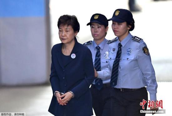 朴槿惠公审中首次主动发言:总有一天会真相大白