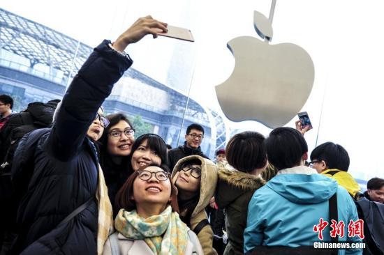 高通在华禁售iPhone 苹果反击:指控没有价值