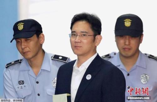被判刑5年 三星副会长李在F辩护律师提出上诉
