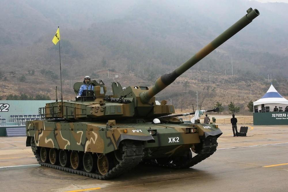 韩国K2坦克要推迟交付?一关键装置存致命缺陷