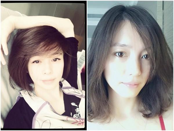 42岁徐若瑄牵姐逛街 姐姐高颜比她还年轻