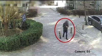 """盗窃团伙在北京多地活动 玩""""换装""""和民警躲猫猫"""