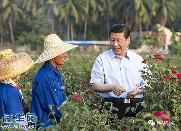 习近平擘画美丽中国 绿水青山换得人民幸福感