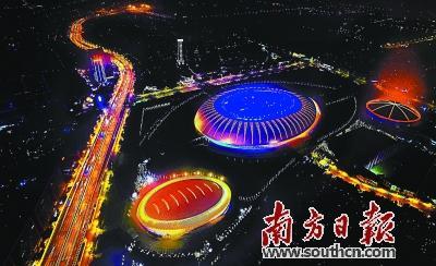 天津全运会今日开幕 强强联手新规 全民健身新潮