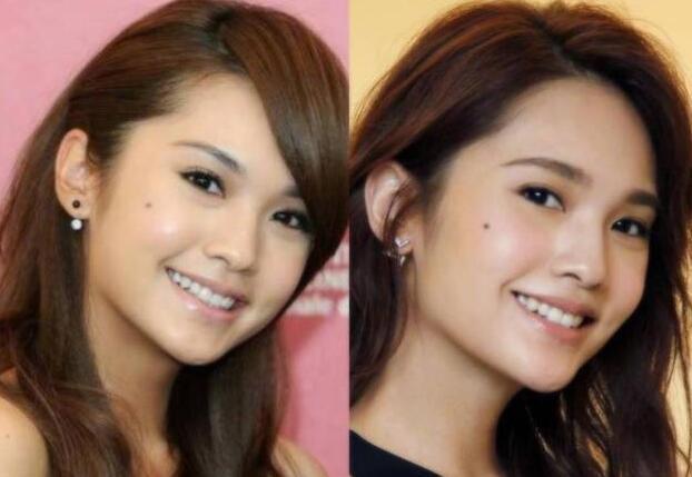 杨丞琳晒7年前后对比照 网友惊呼:竟然逆生长了