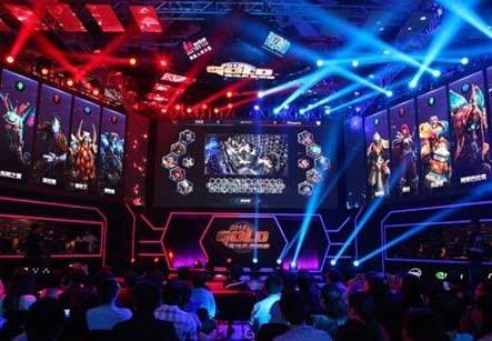 参与度高 覆盖面广的电子竞技能否进入全运会?