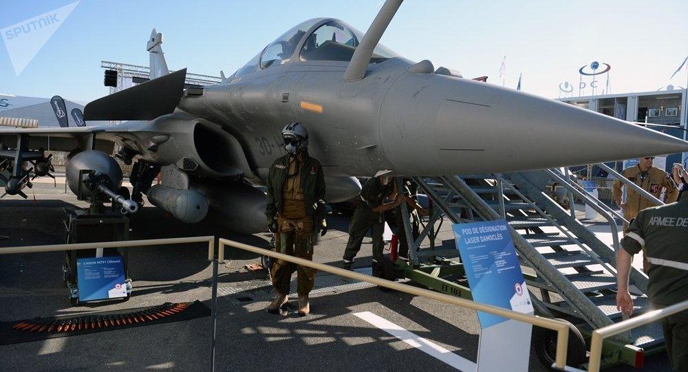 打六折!外媒称印度空军考虑增购36架阵风战机