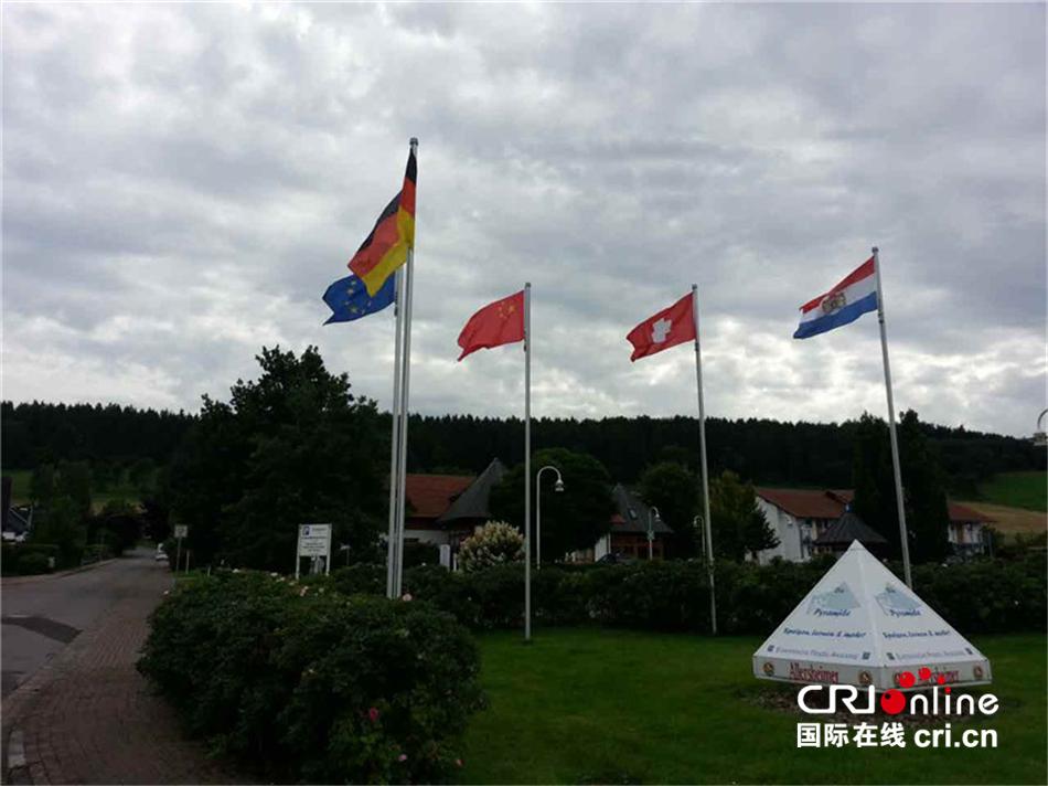 中医经络疗法在德国小镇生根开花