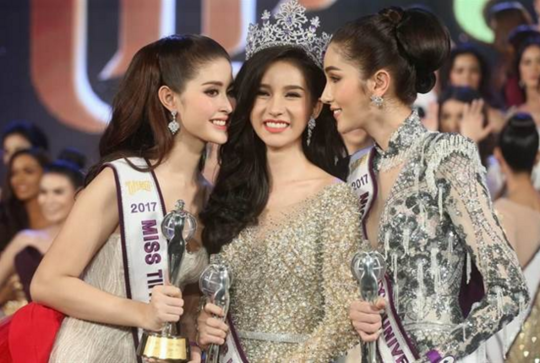 """泰国2017变性皇后出炉 17岁被称""""泰版Angelababy"""""""