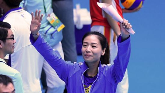 憾别全运赛场 奥运冠军魏秋月宣布退役