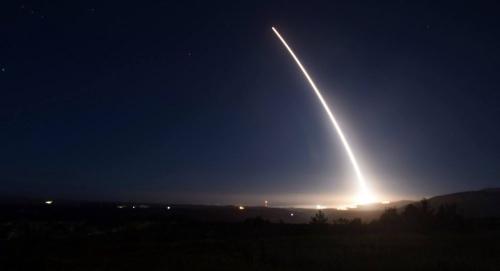 美媒:美投巨资重整核武 或逼中俄搞军备竞赛