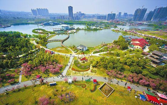 青白江促进临港特色产业集群发展 将打造三个产业生态圈