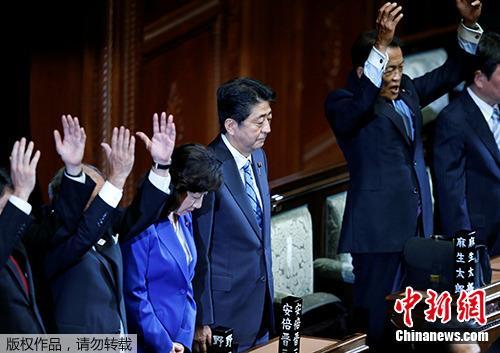 日本众议院选举凸显修宪护宪之争