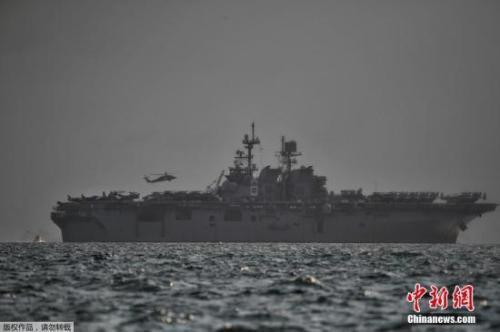 """接连出事 美海军要求第七舰队""""限期整改"""""""